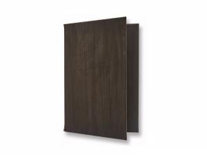 Gia công Menu bìa gỗ khắc nhà hàng sang trọng đẳng cấp