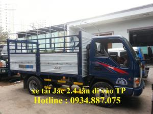 Bán xe tải Jac 2.4 tấn/jac 2.4 tấn/JAC 2.4...