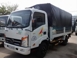 Xe tải Veam VT200 1 tấn 9 - Xe tải 1 tấn 9 máy lạnh có sẵn kính điện - cabin đầu  vuông