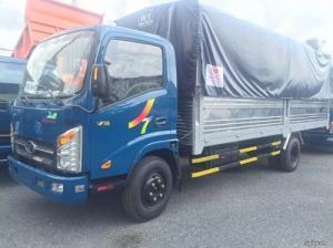 Xe tải Veam 1 tấn 9 - Xe tải VEAM VT260 1T9 thùng dài 6m2 kính điện - cabin đầu vuông