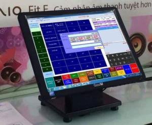 Máy tính tiền cảm ứng tại Tân Phú