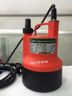 Máy bơm chìm hút nước thải mini  APP   BPS 80