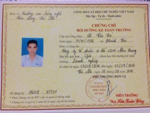 Toàn quốc: Đào tạo Kế toán trưởng, HCSN - Học...