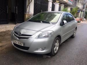 Xe Toyota Vios 1.5G, 2009