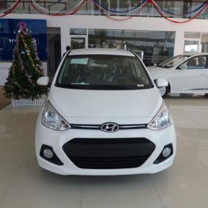 Hyundai grand i10 giá cực sốc, đủ 11 phiên bản