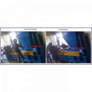 Giới thiệu sản phẩm máy ép mùn cưa sử dụng rộng rãi tại hồ chí minh
