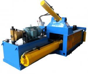 Giới thiệu máy ép sắt phế liệu đang được sử dụng rộng rãi hiện nay