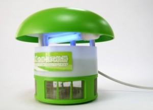 Đèn có khả năng thu hút và tiêu diệt muối hiệu quả