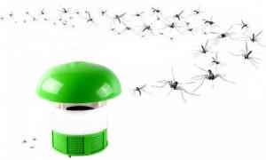 Đèn led bắt muỗi hình nấm Mosquito Terminator, diệt muỗi vô cùng hiệu quả - MSN383108