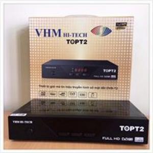 Đầu thu truyền hình mặt đất DVB TOP 2