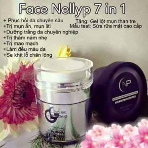 Kem Face Skin Lightening 7 in 1 ( Nelly.P )