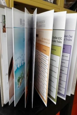 In catalogue Trình trị liệu cho các spa
