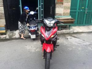 Yamaha Exciter RC đỏ đen, 2k15, mới 99,99%