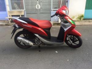 Honda Vision FI 2k13, màu đỏ, xe như xe mới