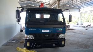 Xe tải cẩu Veam VT490 - 4 tấn, cẩu UNIC 3 tấn 4 khúc. Mới 100% Hỗ trợ trả trước lên đến 70%