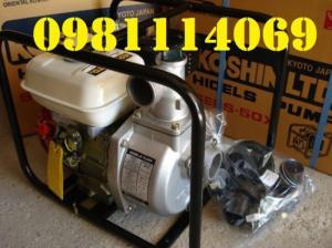Máy bơm nước cứu hỏa Koshin SEH 50X  giá rẻ cho  mọi nhà