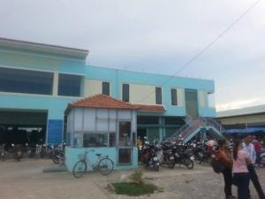 Bán lô 25 Đường Trần Văn Giàu, khu phố chợ Điện Nam Trung, bao sổ