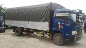VT750-Tải 7T5 Thùng dài 6m2- Sản phẩm có Tải trọng cao nhất của Veam Motor!