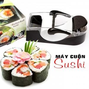 Làm sushi thật dễ dàng với bộ dụng cụ cuộn sushi tự động này - MSN383110