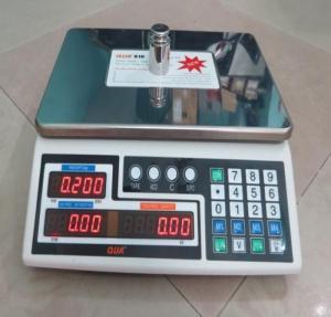 Cân điện tử tính giá 30kg