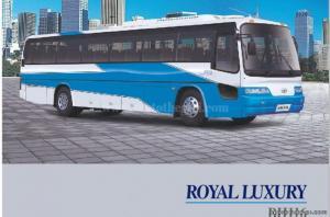 Xe khách 47 chỗ hiệu Deawoo hàng nhập khẩu, giá hấp dẫn.