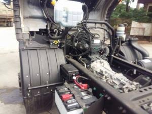 Xe tải fuso fi tải 8 tấn xe thùng có bản vẽ