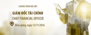 CFO - Giám đốc tài chính chuyên nghiệp - Làm chủ hệ thống tài chính Doanh nghiệp
