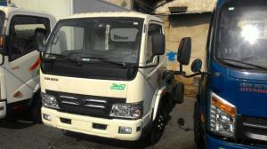 Xe tải VT150 máy HyunDai nhập khẩu Hàn Quốc, Cabin rộng rãi, tầm nhìn xa.Tải 1t5 Dài 3m75!