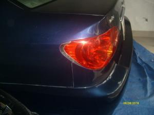 Toyota altis-máy 1.8-203 xe zin 80%