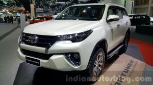 Nhận Đặt Hàng Mua Toyota Fortuner 2017 Mẫu Mới Nhập Khẩu Giao Tháng 01/2017 Tại Việt Nam