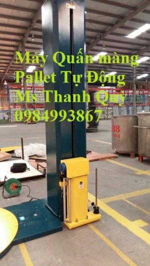 Máy Quấn Mang PE Có rẵn 3 máy Xuất xứ Đài Loan
