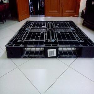 Pallet nhựa qua sử dụng (đóng hàng xuất khẩu)