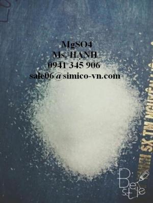 Chuyên bán Magie Sunphate MgSO4