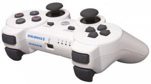 Tay game không dây DUALSHOCK 3 Sixaxis trắng