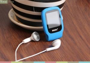 Máy nghe nhạc thể thao bluetooth Ruizu X09 xanh