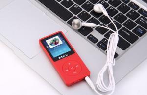 Máy nghe nhạc mp3 RUIZU X02 đỏ