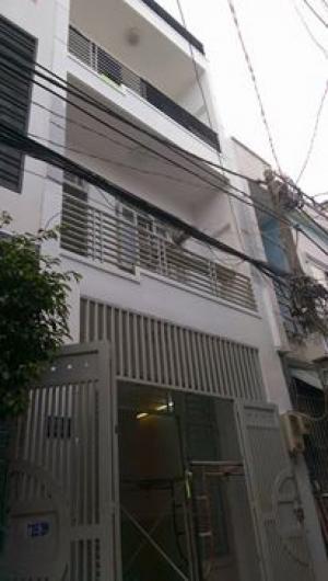 Bán nhà hẻm 8m Lê Thúc Hoạch, 4x 13m, 2 tấm, giá 2.95 tỷ