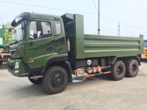 Bán xe tải Trường Giang 13.1T6x6 tại Quảng Ninh tặng ngay 15tr!