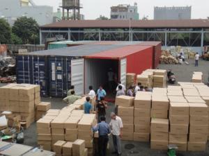 Container văn phòng 20 feet- Quy cách thiết kế