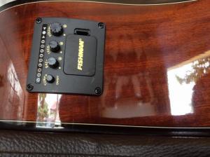 Guitar acoustic fender cd-60ce