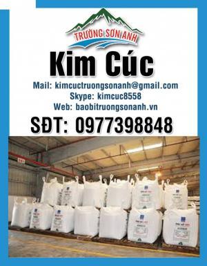 Bao jumbo đã sử dụng, bao jumbo đựng 500kg đến 1 tấn