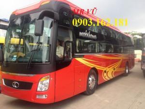 Giá xe khách giường nằm thaco mobihome ; báo giá xe thaco mobihome 44 giường