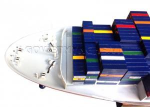 Mô Hình Tàu Container CMA CGM 102cm, D 102 x R 16 x C 24 (cm), Giá - 4.480.000đ
