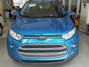 Ford EcoSport Titanium, giá đúng còn khuyến mãi, giao xe ngay