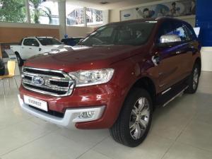Xe Ford Everest 2018 mạnh mẽ, xe thương hiệu Mỹ nhập khẩu, nhận tư vấn và báo giá, cập nhật các chương trình khuyến mãi, ưu đãi mua xe từ đại lý chính hãng Sài Gòn Ford khi Liên hệ Trung Hải - 0966877768 (24/24) để nhận tư vấn tận tâm nhất