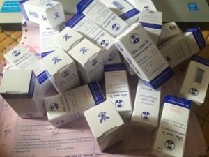 Podophylin 25% dùng chữa bệnh sùi mào gà