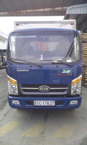 Bán xe tải Hyundai 2.4 tấn, mới 100%, đời 2016, thùng dài 4.1 mét, lưu thông thành phố ban ngày