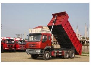 Ben Chenglong 3 chân - Xe ben Hải Âu 14t Nhập khẩu