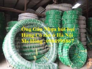 Ống Nhựa Hút Bụi Phi 200 Có sẵn ở Kho Hà Nội