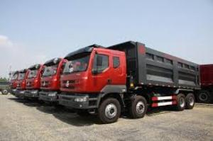 Cần bán Xe tải ben 8 tấn ChengLong giao nhanh, hỗ trợ trả góp với lãi suất thấp